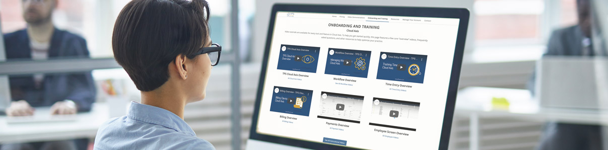 Accountants Practice Management Software Onboarding and Training