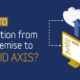 how to transition to TPS cloud axis