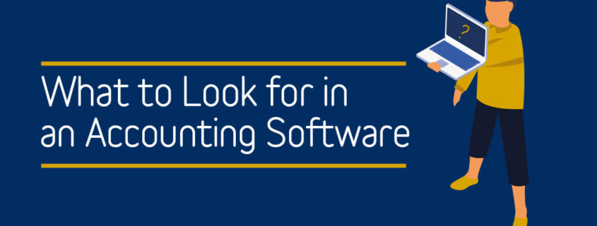 what to look for in accounting management software